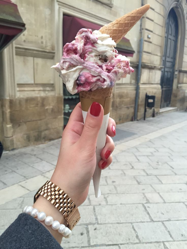 Best ice cream Lecce Italy.