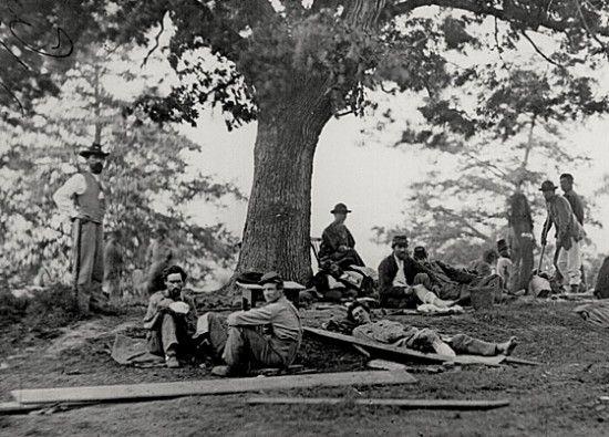 Civil War Battle of Chancellorsville   Civil War: The Battle of Chancellorsville - RVANews