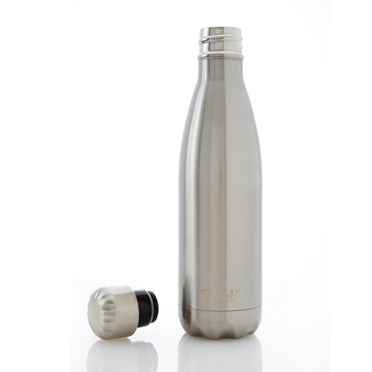 top3 by design - Swell - swell bottle silver 500ml