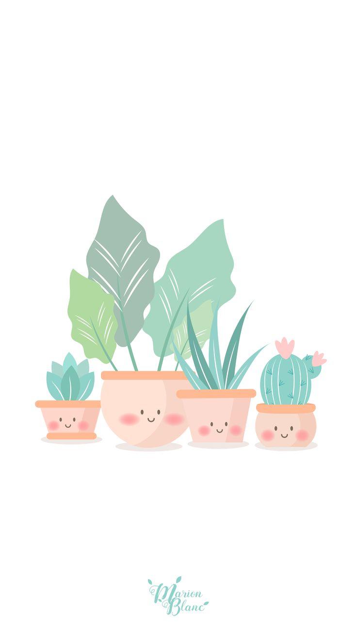 Plants - Marion Blanc