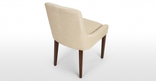 MADE; the Percy scoop back chair