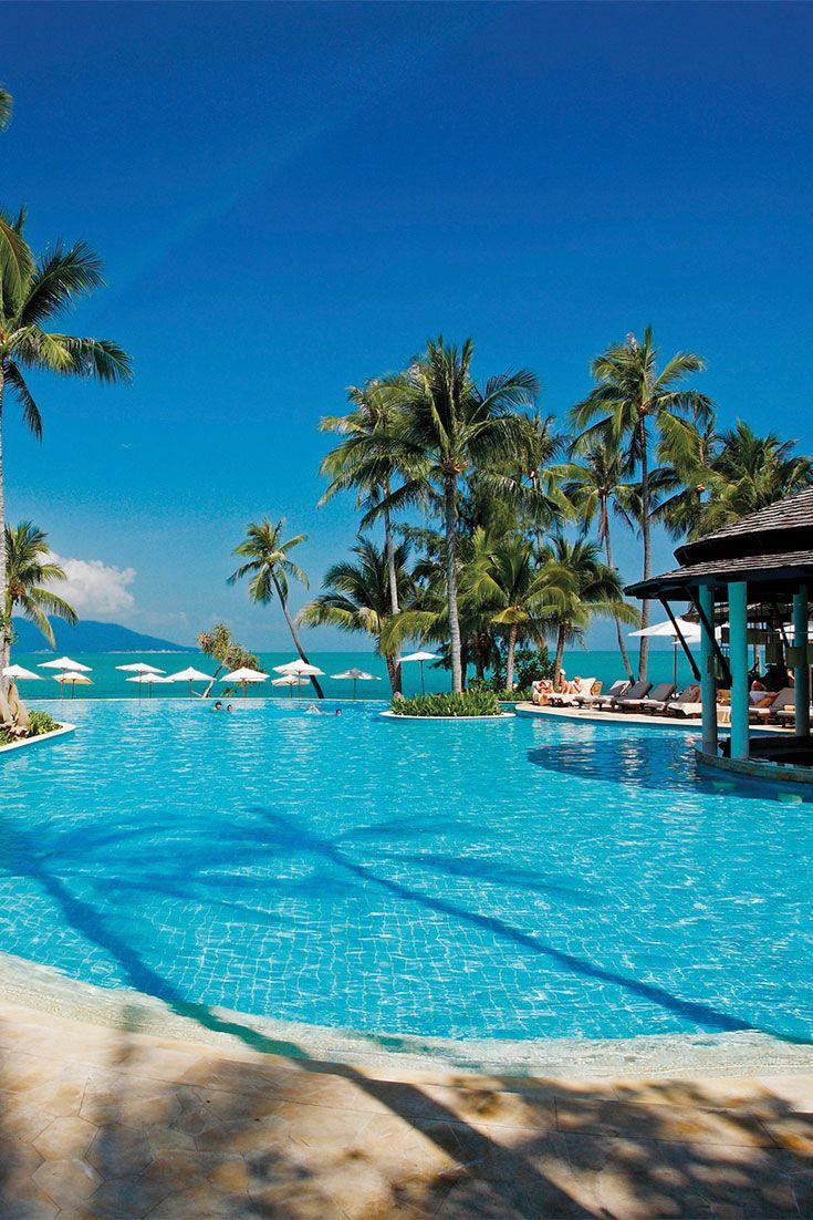 Boutique Hotel Koh Samui, Thailand, Melati Beach Resort And Spa Koh Samui.