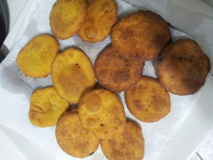 Home made Sopaipillas