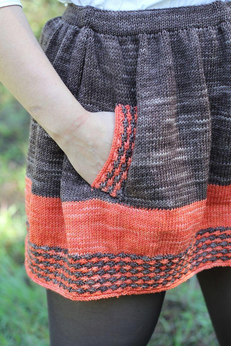 Le #gonne in maglia sono il #trend dell'inverno