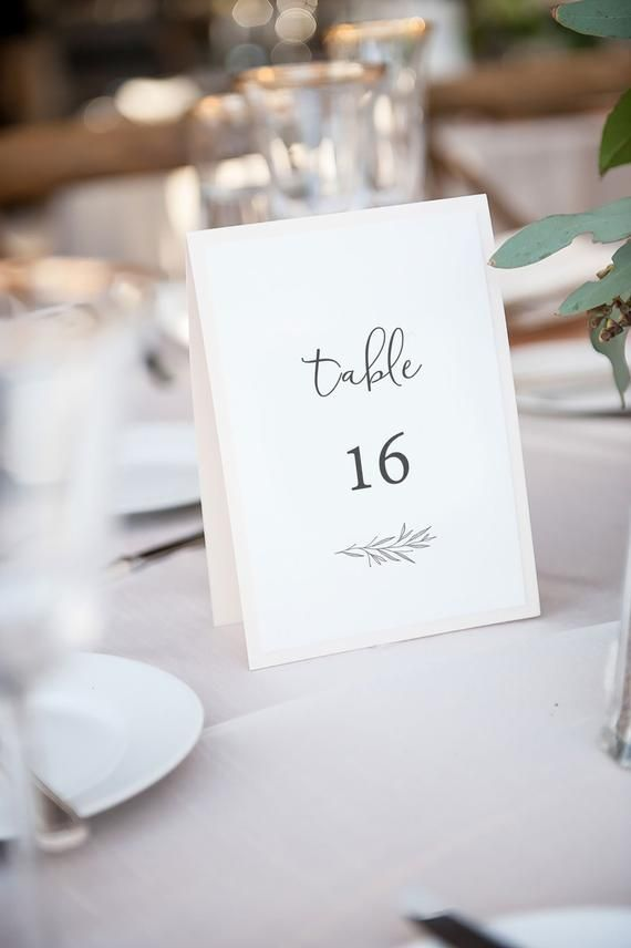 4x6 Rustic Table Number Template Instant Download Wedding Table Numbers Templa Wedding Table Number Cards Wedding Table Numbers Wedding Table Numbers Template