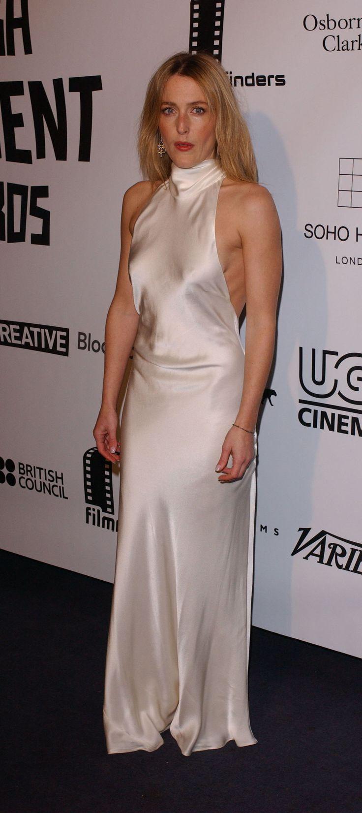 Gillian Anderson Nude X-Files Photos - Celeb Masta