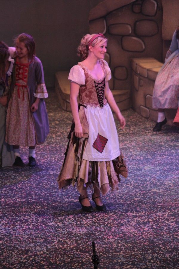 cinderella theatre costumes | This was worn in the full run of the pantomime from December 2011 ...