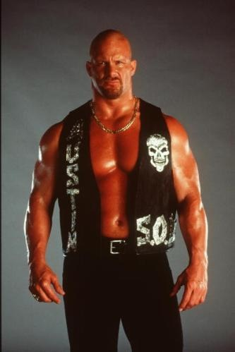 I use to love Stone Cold Steve Austin. He use to live right up the road and I'd run into him sometimes.