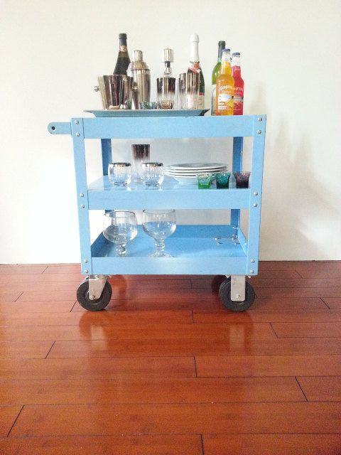 The 25+ Best Ideas About Industrial Utility Carts On Pinterest