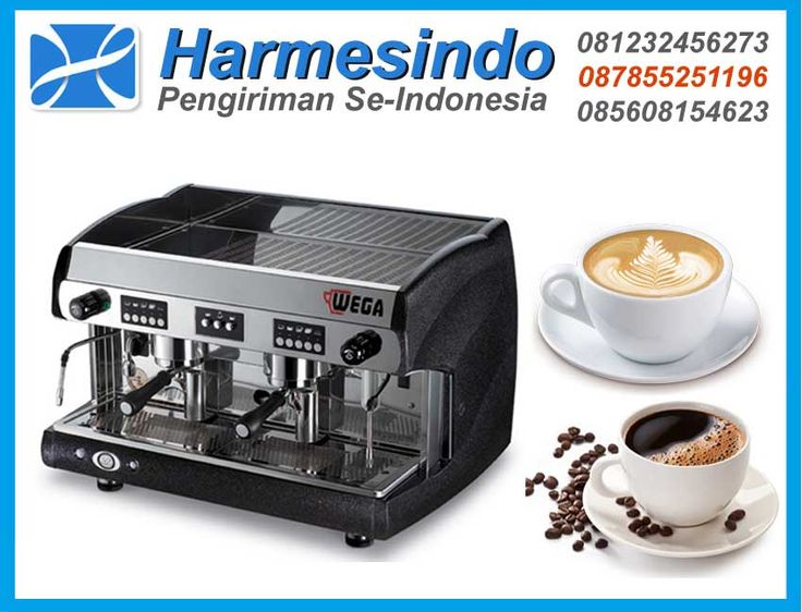Mesin Pembuat Kopi WEGA Polaris EVD-2 Coffee Maker
