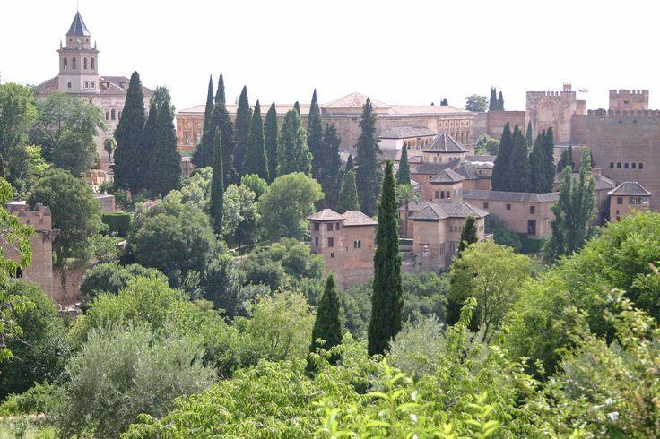 Alhambra desde Generalife