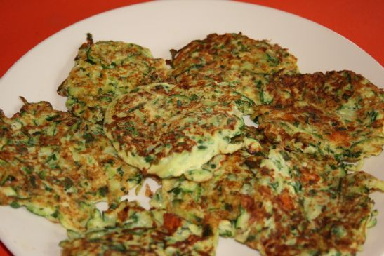 Adapted from Buddy Valastro's favorite Italian dishes from his TLC TV show, 'The Kitchen Boss.'  I love his food!!!This recipe makes between 11 and 13 patties. Calories computed on 11 patties. via @SparkPeople