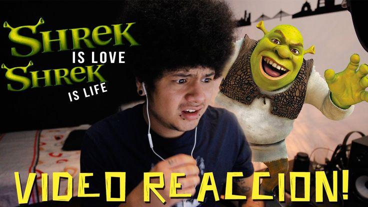 "Shrek is Love, Shrek is Life ""VÍDEO REACCIÓN"" | AFROGAMES"