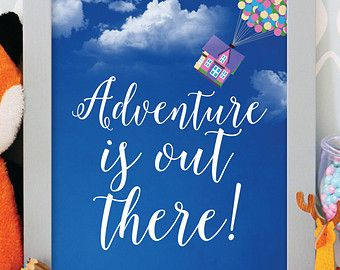 Movie Up Adventure Is Out There Quotes Up Movie Art