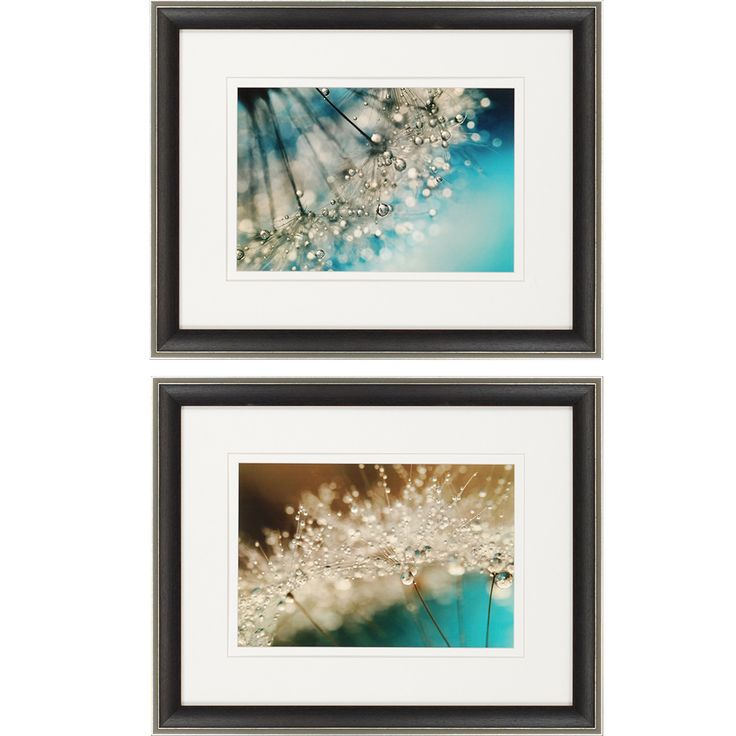Paragon smokey sparkles framed wall art set of grey
