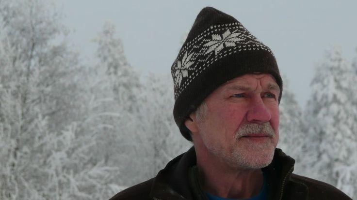 Risto Siltanen on hankekoordinaattori Petäjäveden ja Multian kylien kehitystyössä.