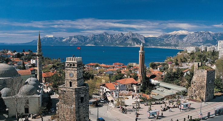 Antalya travel guide. Antalya Old Town, Kaleici is the old town center of the…