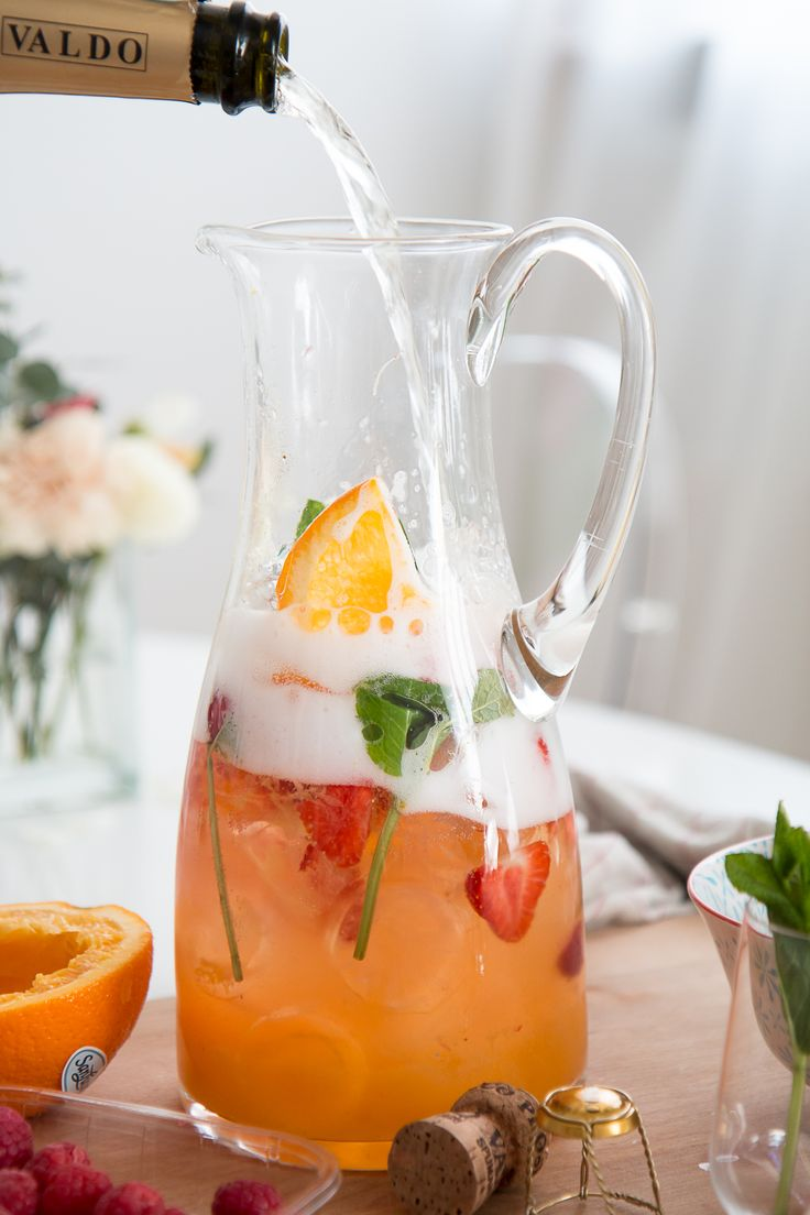 Summer Sangria | The Daily Dose