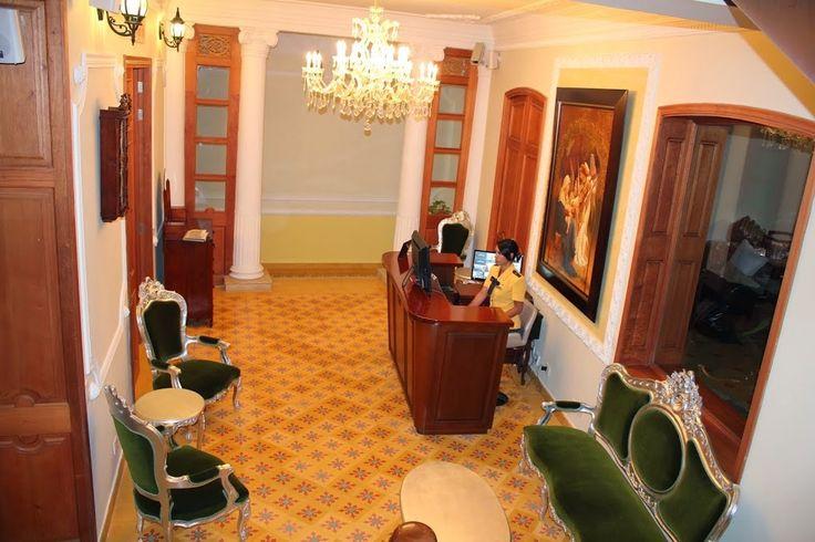 MARAVILLOSO HOTEL EN EL CENTRO HISTÓRICO DE BOGOTÁ-COLOMBIA: Santa Lucia Hotel Boutique Spa es el lugar ideal d...