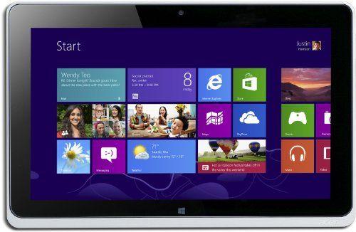 "Acer Iconia W510-27602G06ass - Tablet (25,7 cm/10,1"", procesador Intel Atom Z2760, 1,8 GHz, 2 GB de RAM, 64 GB de memoria interna, tarjeta gráfica Intel GMA 3650, Windows 8), color plateado [Importado de Alemania] B00AZGXZQK - http://www.comprartabletas.es/acer-iconia-w510-27602g06ass-tablet-257-cm101-procesador-intel-atom-z2760-18-ghz-2-gb-de-ram-64-gb-de-memoria-interna-tarjeta-grafica-intel-gma-3650-windows-8-color-plateado-importad.html"