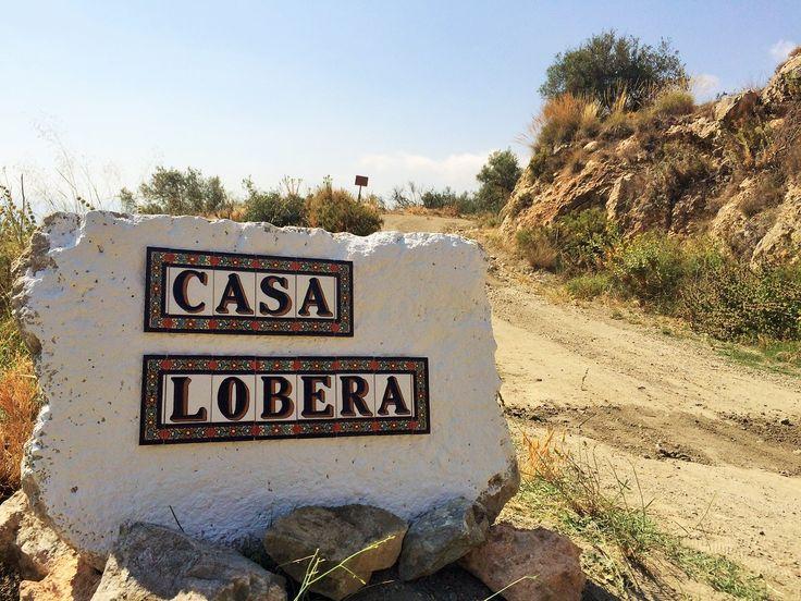 Casa Lobera, Andalucie