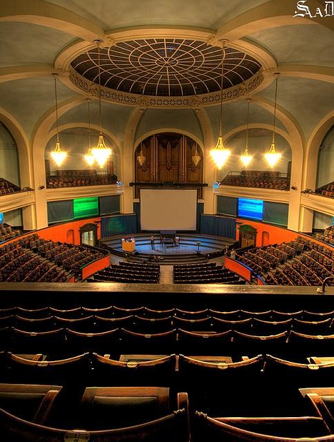 Convocation Hall, Toronto, Canada