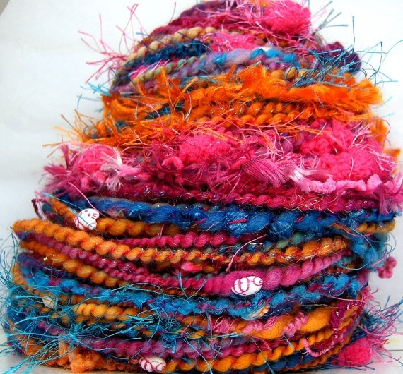 Everyone. I just got some gucci products from here for CHEAP! Check out the amazing sale. http://www.superspringsales.com -   Kitty Grrlz FunctionArt Hand Spun Art Yarn spin to order - you choose sparkle or no sparkle and kitty beads or no kitty beads! http://media-cache1.pinterest.com/upload/58828338852689095_1xWPDeXe_f.jpg earmarksocial full time etsy crafters
