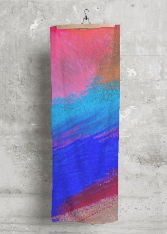Silk Square Scarf - Sunset Palace by VIDA VIDA sPlbYv
