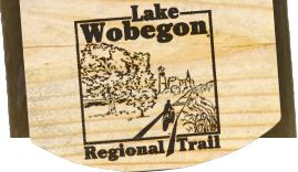 The Lake Wobegon Trail is a 46 mile long, 10 foot wide, bituminous surfaced hike-and-bike pathway. The trail extends through Central MN from the city of St. Joseph to the city of Osakis.