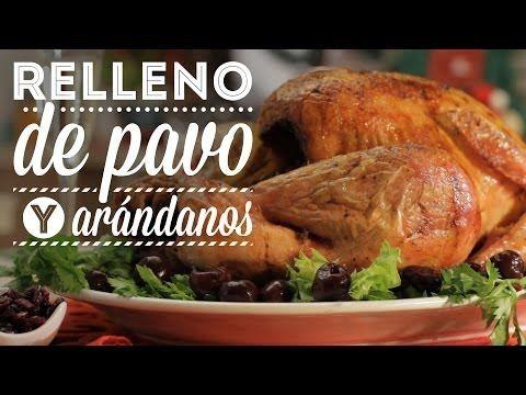¿Cómo preparar Relleno de Pavo y Arándanos ? - Cocina Fresca - YouTube