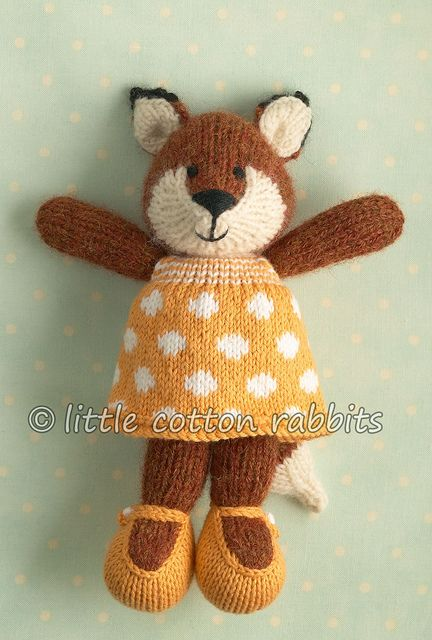 Flavia by Little Cotton Rabbits