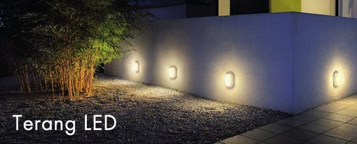 Die Terang LED ist eine Outdoor-Leuchte im klassischen Design mit modernster, sparsamer LED-Technik.  http://www.ks-licht.de/Suche/Wand-und+Deckenleuchte+Terang+LED