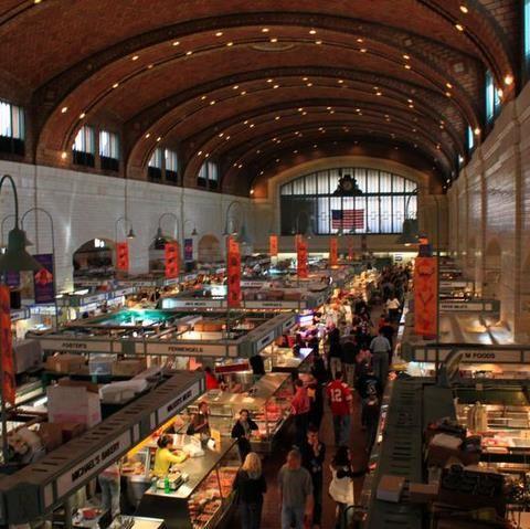 Cleveland S West Side Market