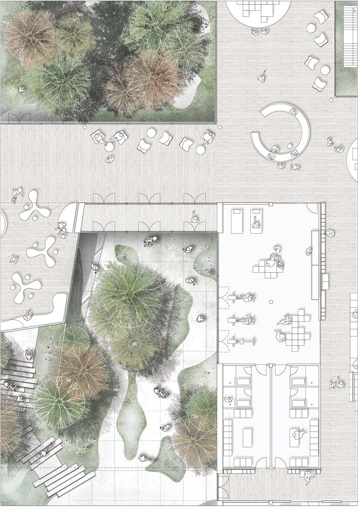 Landscape Architecture Section Drawings top 25+ best architecture plan ideas on pinterest | site plans