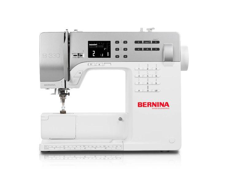 BERNINA B330 - Echte Bernina Qualität zum kleinen Preis ~ Vorführmaschine