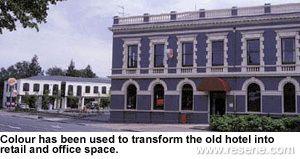 Christchurch Carlton Hotel