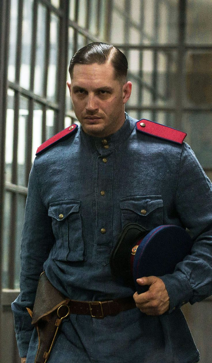 Tom Hardy - child 44 This movie was really fantastic, writing, acting, editing, all of it
