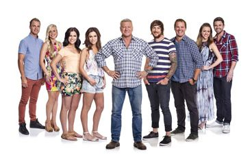We are proud suppliers of Kitchens and Laundries to The Block Fans vs Faves! #TheGoodGuys #TheBlock