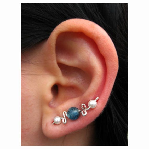 Bobby Pin Earring