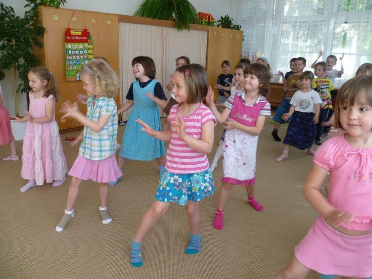 Tanec Alinka