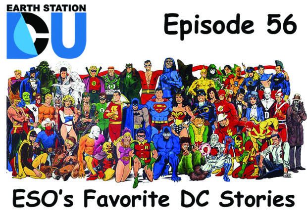 I'm a little late posting this one. I missed the announcement when it went live. Sorry about that, guys. I was honored to guest on the 56th episode of The Earth Station DCU podcast to talk about our favorite DC Comics stories. It was so hard to pick just one, but I think you'll enjoy my pick as well as the picks of guest Mike Gordon and ESDCU hosts Drew Leiter and Cletus Jacobs. There are some good reading recommendations in this episode. Don't miss it.  Listen to Earth Station DCU #56…