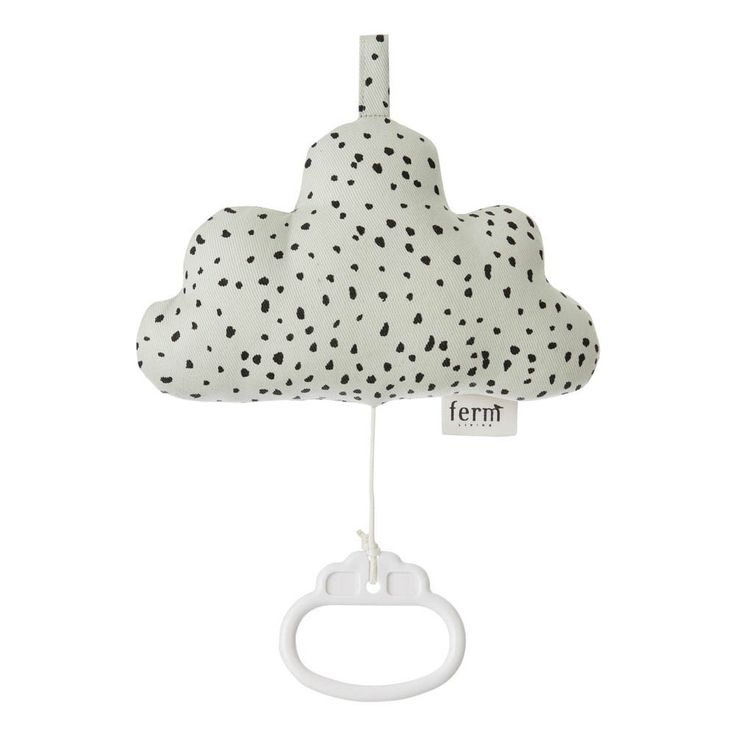 Mobile Musical Cotton Cloud-product