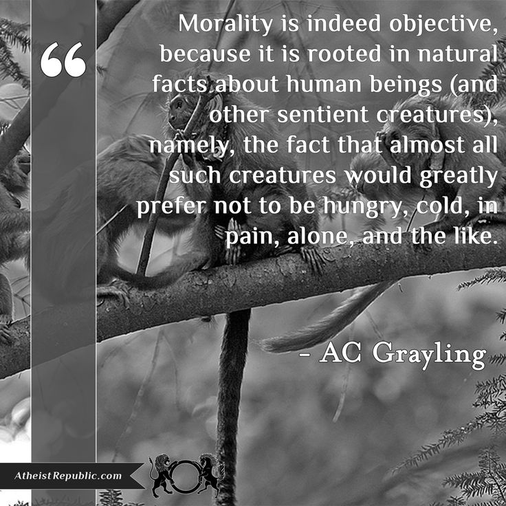 Is Morality Objective?