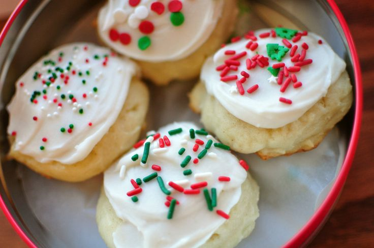I am feeling under the weather today so I'm going to keep this short and sweet. These are one of my favorite Christmas cookies. The ricotta adds an amazing moistness and unique texture. Plus there ...