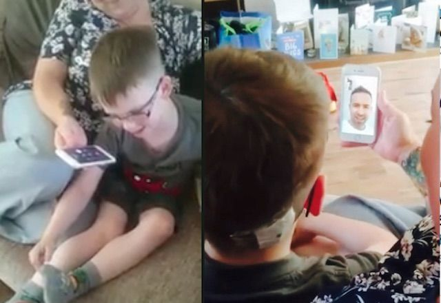 Watch Ryan Reynolds Give Terminally Ill Child the Best FaceTime Call Ever - Good News Network