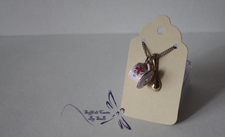 Utilizzo delle mie Tag! Collane da esposizione!!!  in vendita su https://www.etsy.com/it/listing/192102498/set-5-tag-per-esposizione?ref=related-0