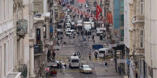 Karar: İstiklal saldırısını IŞİD'in gerçekleştirdiği kesinleşti - Gündem - T24