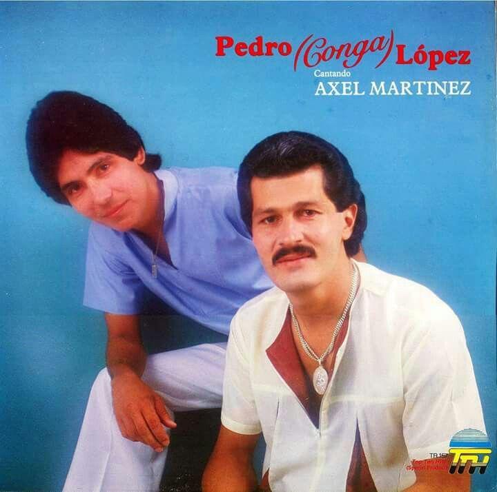 """AXEL MARTINEZ.... (Muere el 30 de Enero del año 2011). Reconocido Cantante y Compositor boricua de recordada participacion al lado de """"La Orquesta Internacional"""" del Maestro Pedro CONGA QDEP...."""