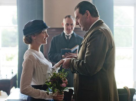 Relive Downton Abbey's Most Memorable Weddings | Edwardian Promenade