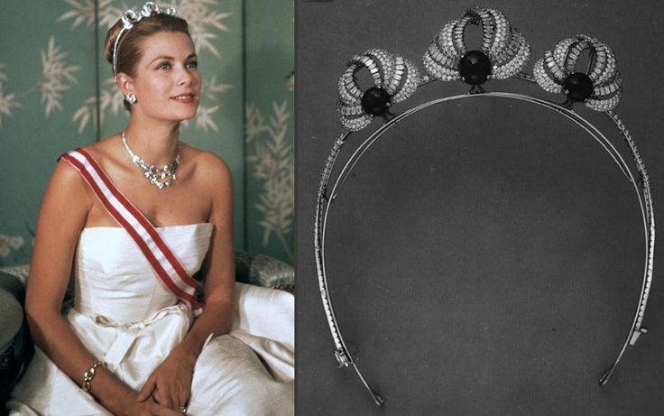 Joyas de princesa, joyas de amor Grace Kelly